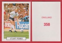 England Stuart Pearce Nottingham Forest